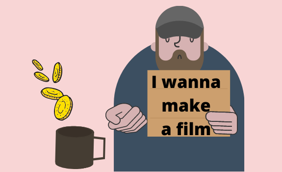 Asking for Money