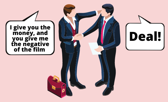 A Deal between the Producer and the Studio